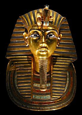 Death Mask of King Tutankhamen